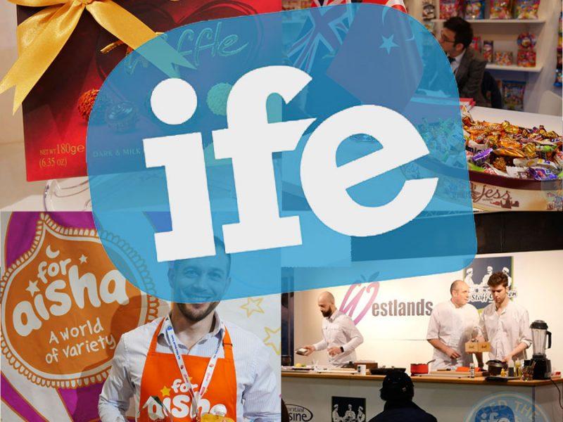 IFE (The International Food & Drink Event) 2017 halal