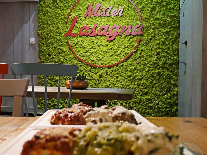 Mister Lasagna Halal London Piccadilly Soho
