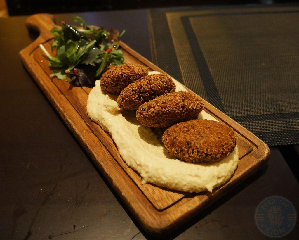 FALAFEL Veysos Kebab Turkish Hatfield Halal