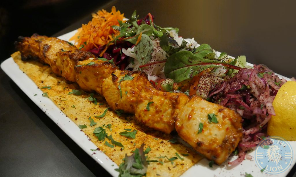 CHICKEN Veysos Kebab Turkish Hatfield Halal