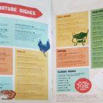 menu Scene Indian Restaurant Manchester Halal Food