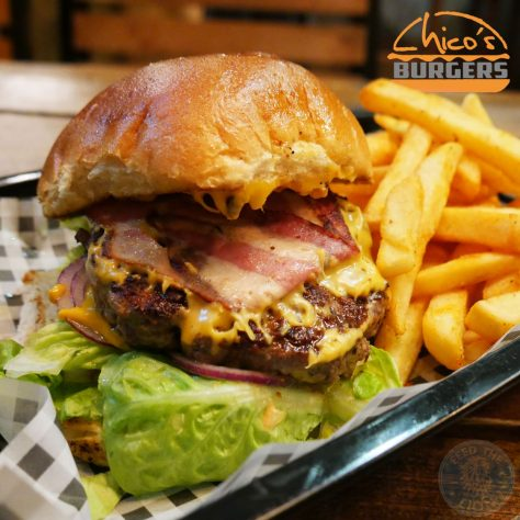 Chico's Burgers - Cricklewood Halal Burger Gourmet