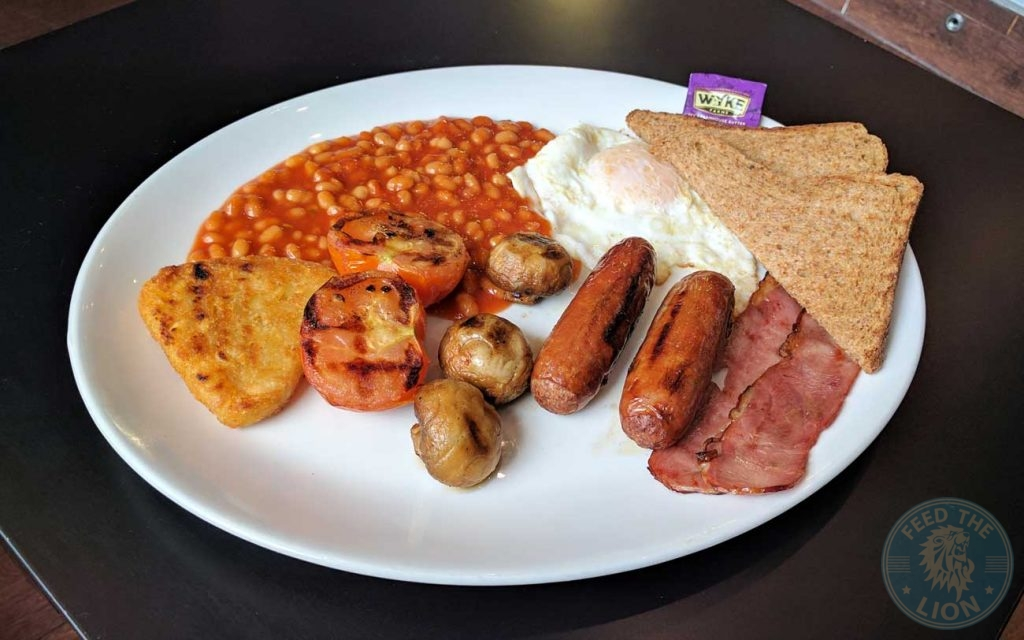 Hearty Halal Breakfasts In South London Feed The Lion