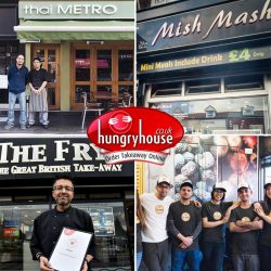 hungryhouse order takeaway online winners awards
