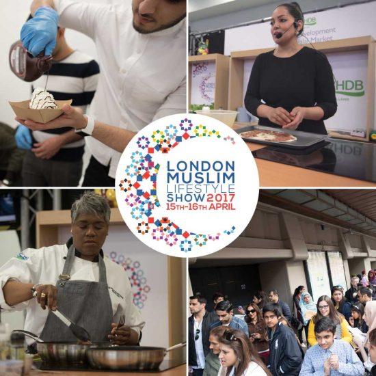 London Muslim Lifestyle Show 2017 Halal