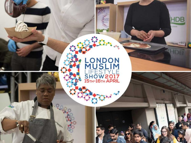 London Muslim Lifestyle Show 2017 Halal