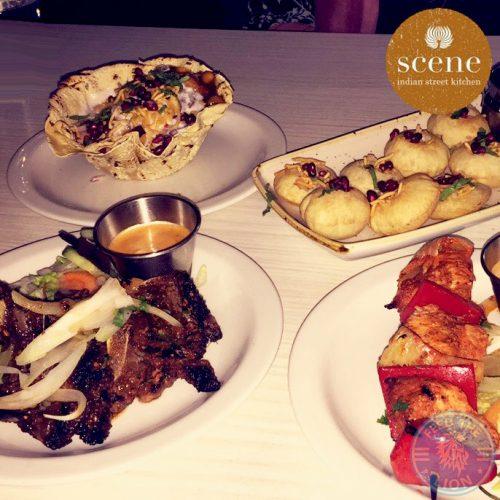 Scene Indian Restaurant Manchester Halal Food