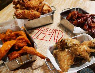 Absurd Bird Halal Chicken Spitefields Soho