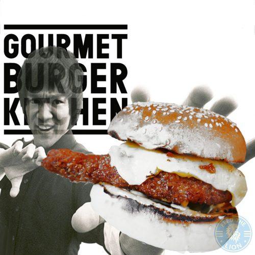 bruce lee leek Gourmet Burger Kitchen GBK Chicken Halal