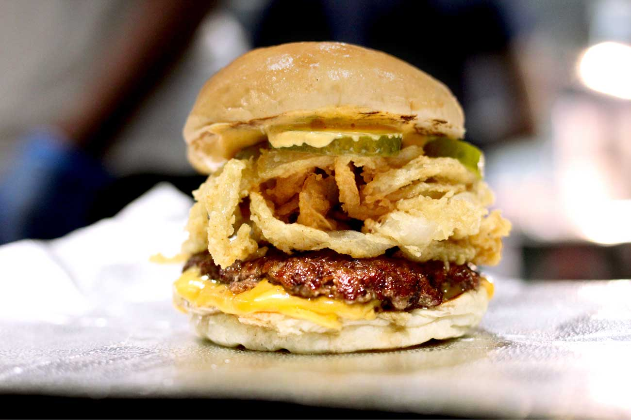 Leicester S Boo Burgers Keeps It Short And Simple Feed
