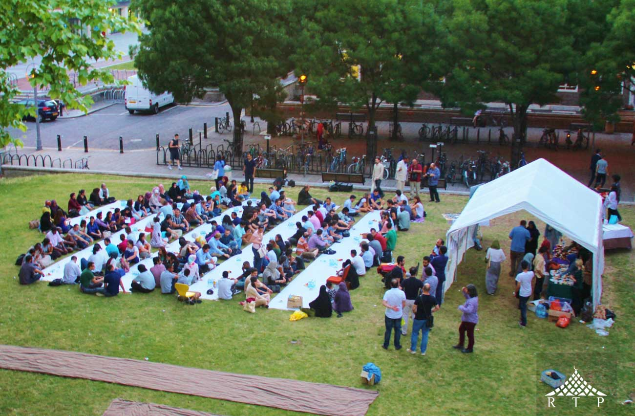 Image result for open iftar london