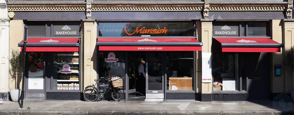 Maroush Bakehouse Earls Court London Restaurant Halal