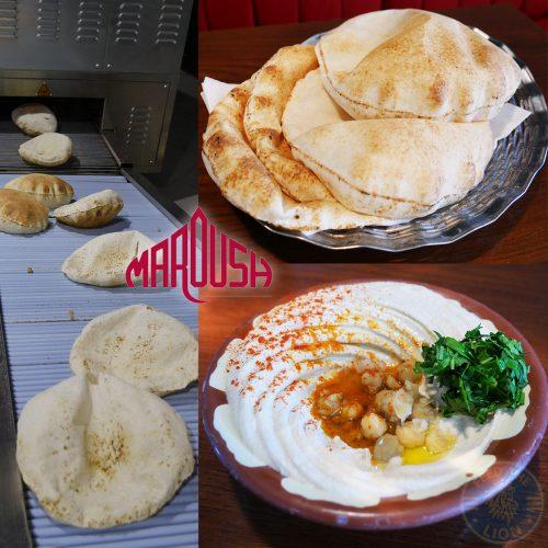 Maroush Bakehouse Earls Court London Restaurant Halal