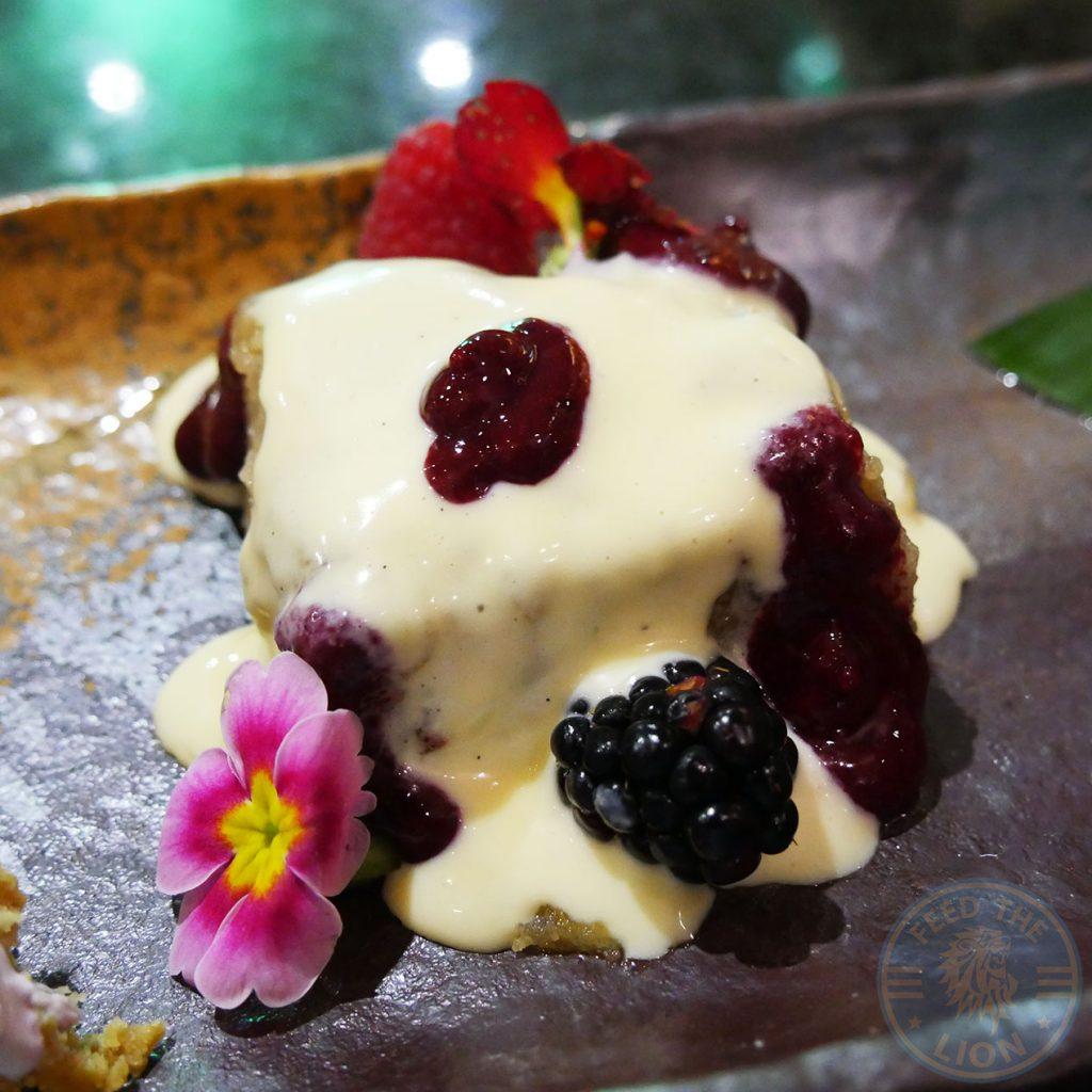 pudding cake Skewd Kitchen Turkish Halal Cockfosters