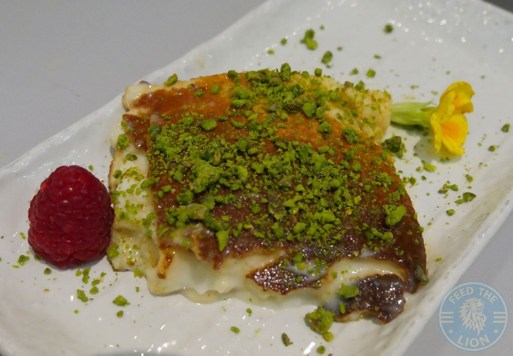 dessert Skewd Kitchen Turkish Halal Cockfosters