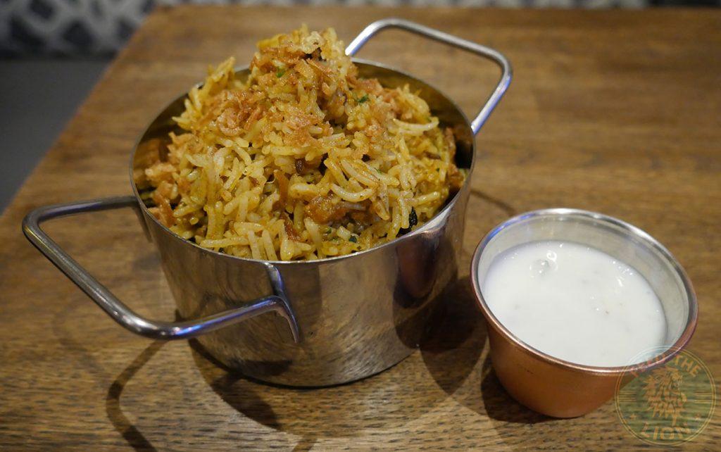 biryani Chai Naasto Indian Street food Halal Hammersmith