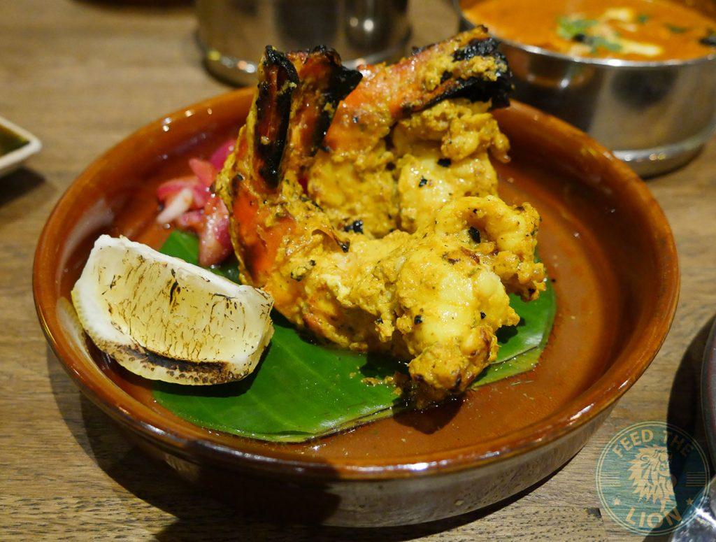 tandoori Chai Naasto Indian Street food Halal Hammersmith