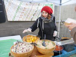 Plant Food, London Street Food, Ropewalk, Maltby, Market, Halal
