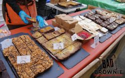 Brownie Food, London Street Food, Ropewalk, Maltby, Market, Halal