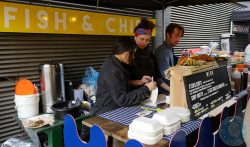 Fish & Chips, London Street Food, Ropewalk, Maltby, Market, Halal Food