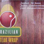 Brazilian Steak Wrap, London Street Food, Ropewalk, Maltby, Market, Halal Food