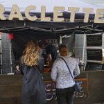 Raclette London Street Food, Ropewalk, Maltby, Market, Halal