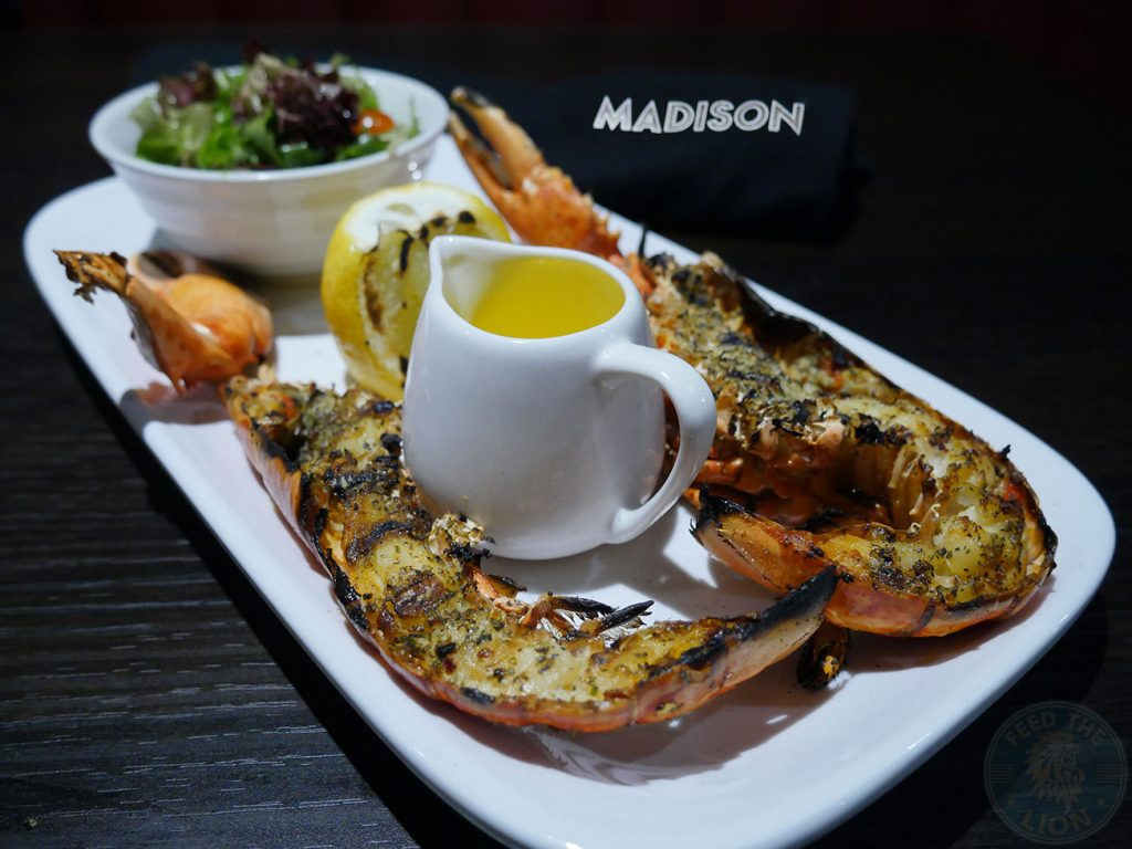 Madison Steak & Lobster - Burger Halal Whitechapel