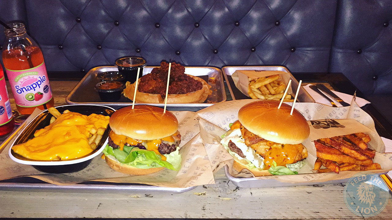 New Yorker (American Street Food) - Manchester - Feed the Lion