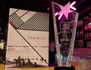 Award Best kebab Tarshish Turkish Wood Green Halal Food