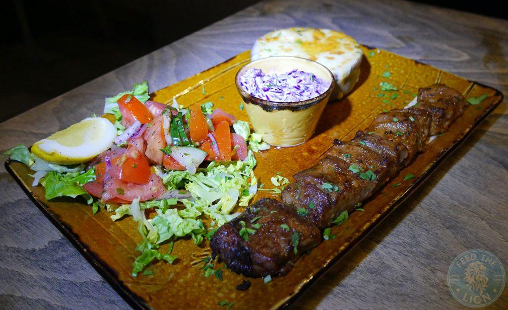 Award Best kebab Tarshish Turkish Wood Green Halal Food