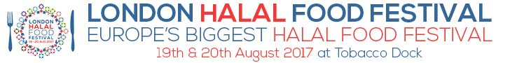 London Halal Food Festival & Feed the Lion