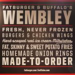Fatburger Halal Wembley American Burger