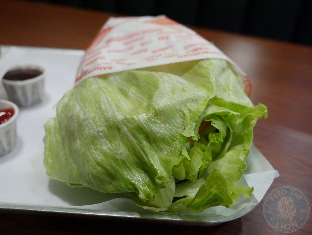 Lettuce Burger Fatburger Halal Wembley American Burger