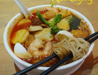 Rasa Sayang China Town Halal London Malaysian Singapore Cuisine