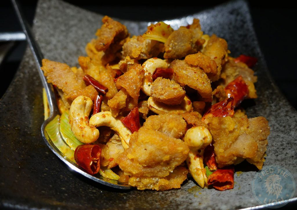 Fried Chicken Zheng Chelsea Malaysian Halal Restaurant in knightsbridge