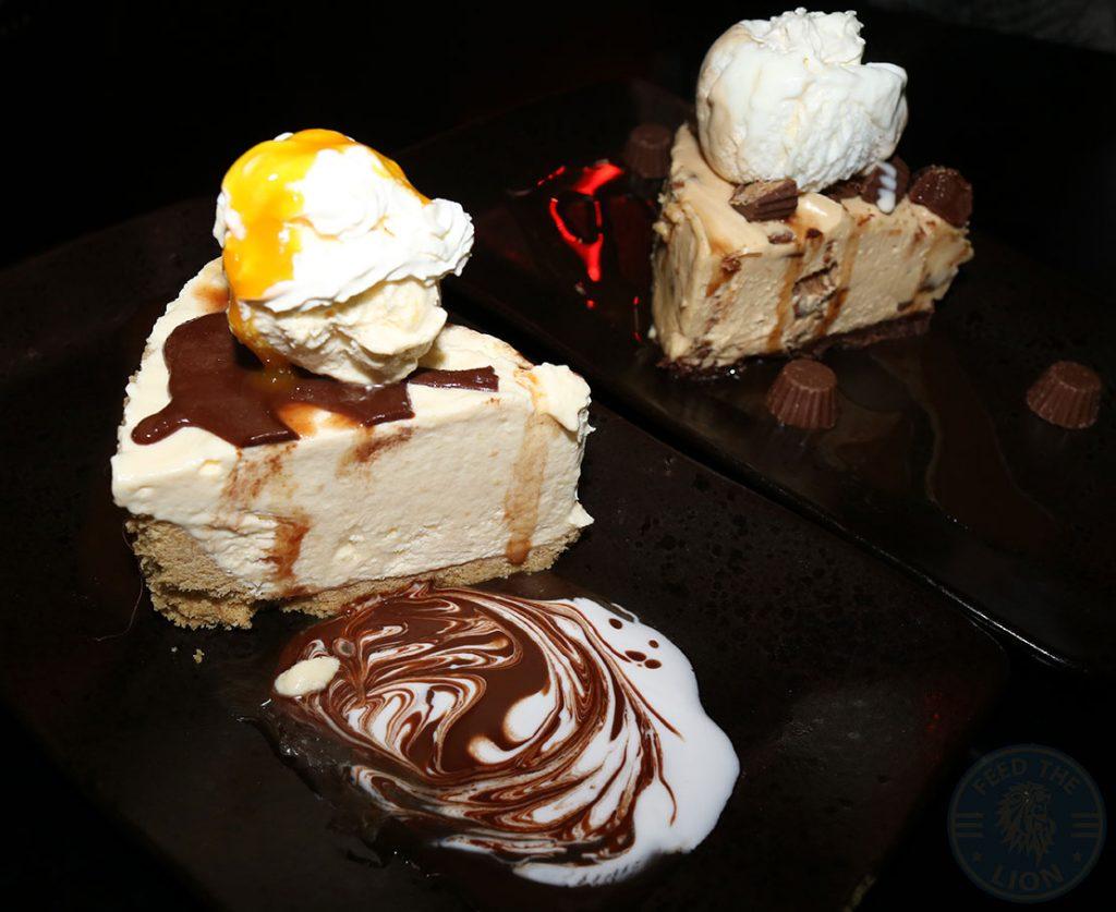 Aurous Dessert Cheesecake Manchester Halal restaurant
