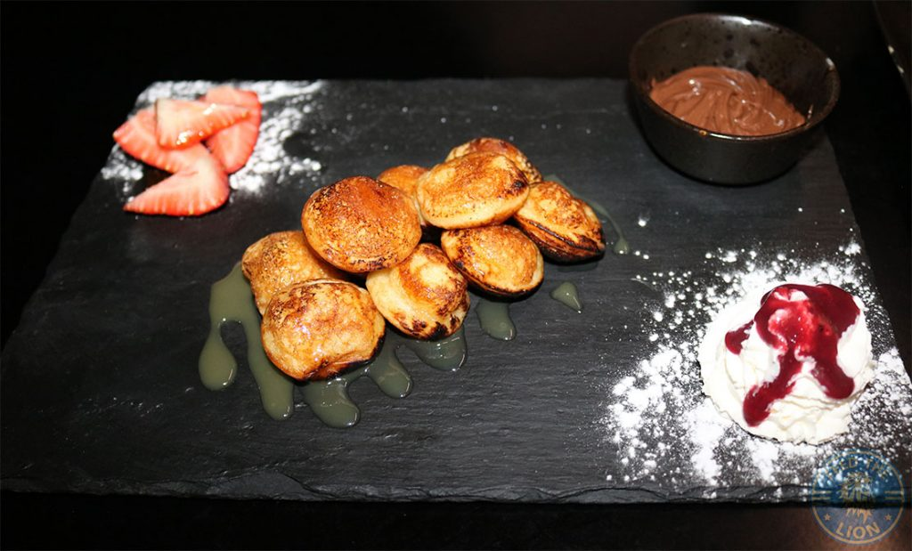 Aurous Pancakes Dessert Manchester Halal restaurant