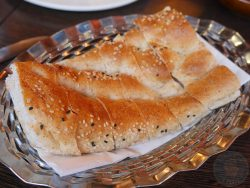 bread The Iskelé Turkish Halal restaurant London Barbican Kebab