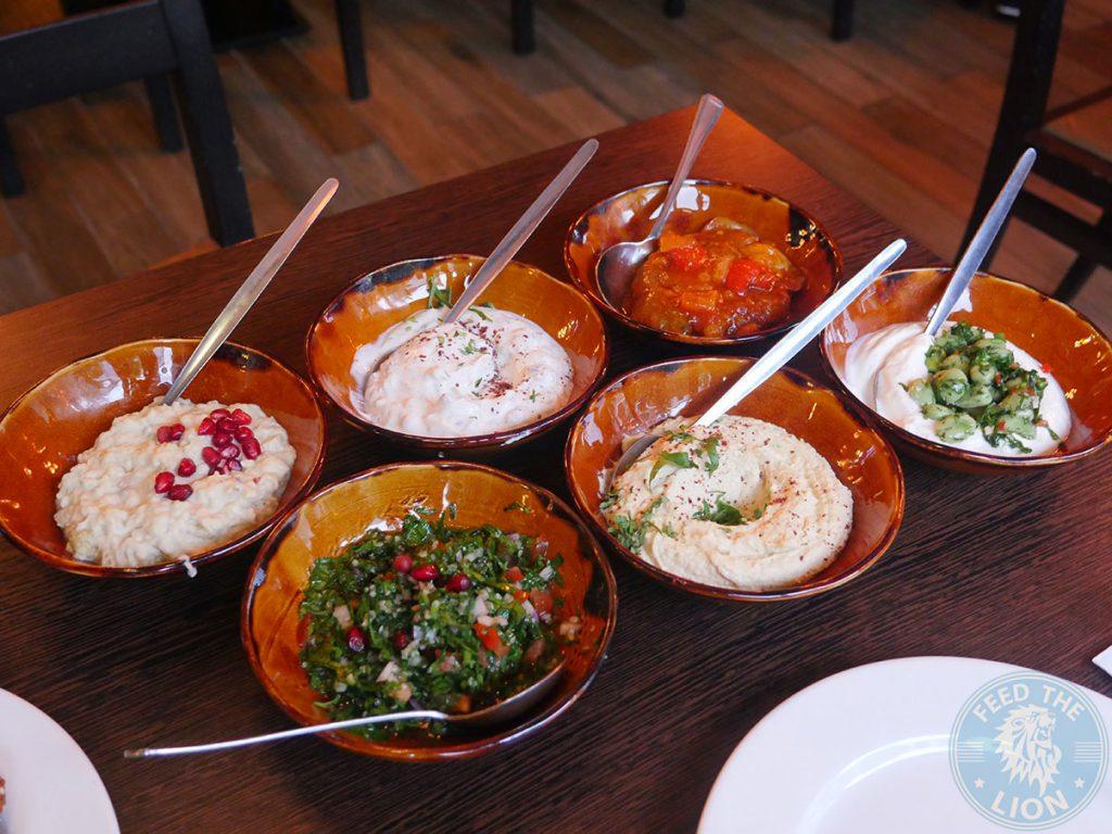 The Iskelé Turkish Halal restaurant London Barbican Kebab