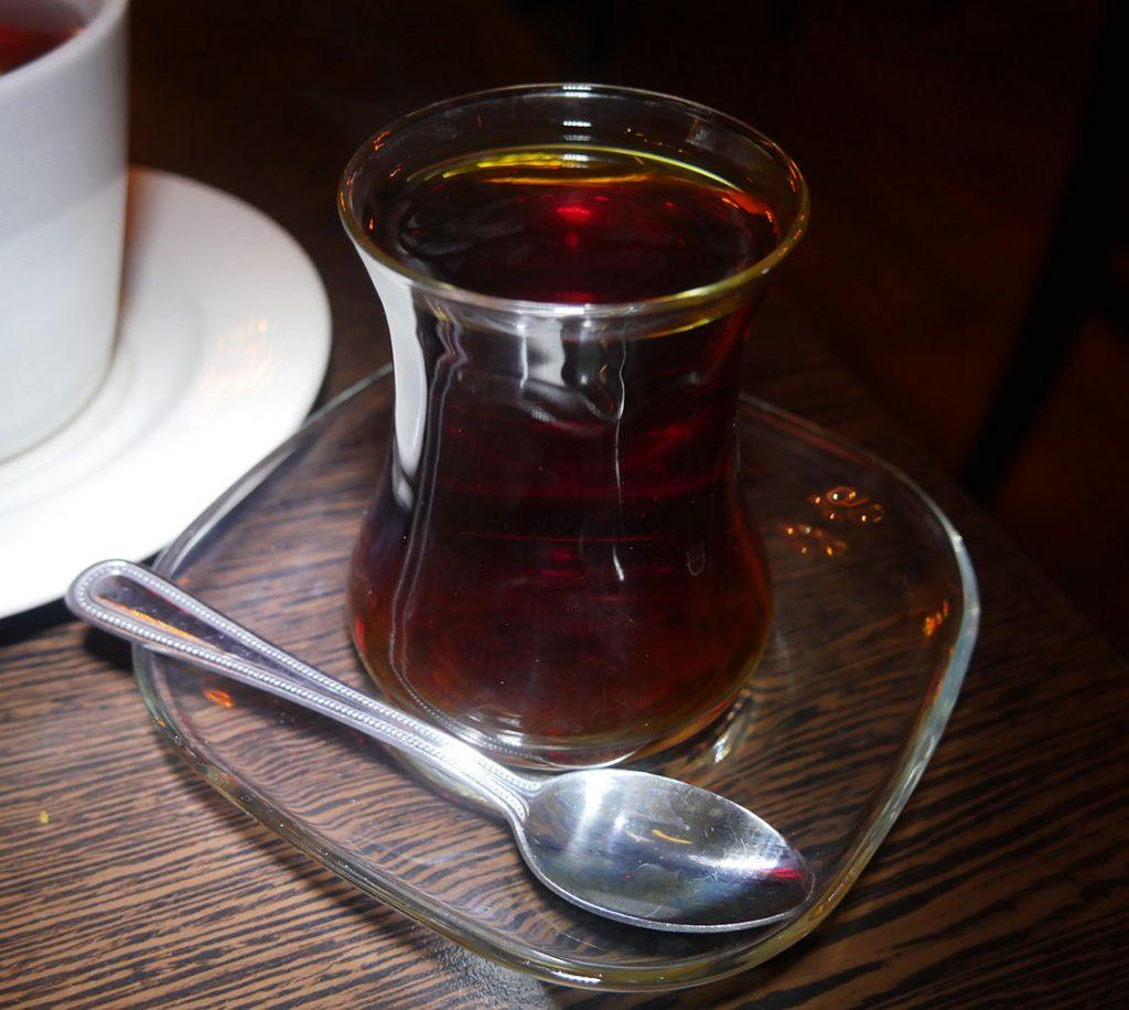 Iskelé Turkish Halal restaurant London Barbican Kebab Apple Tea Coffee