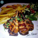 The Iskelé Turkish Halal restaurant London Barbican Kebab chops