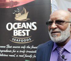 Oceans Best London Halal Food Festival blogger foodie 2017