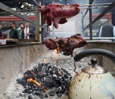 London Halal Food Festival blogger foodie 2017 meat