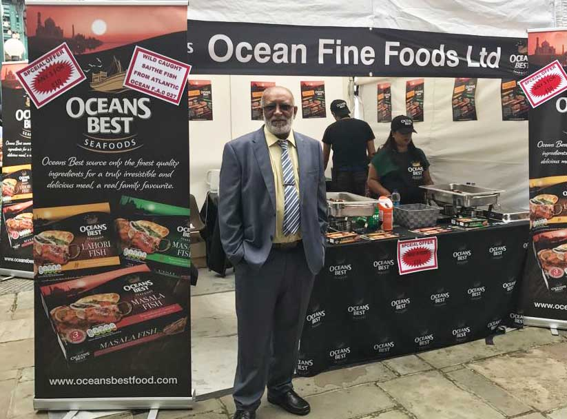 oceans fine foods director mohamed tarmohamed