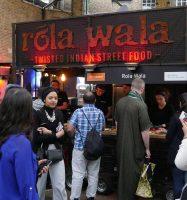 rola wala Street Eats Halal Gems Spitafields Market Food