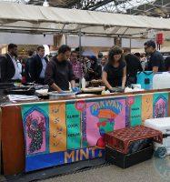 Street Eats Halal Gems Spitafields Market Food