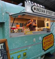Indian Street Kitchen Street Eats Halal Gems Spitafields Market Food