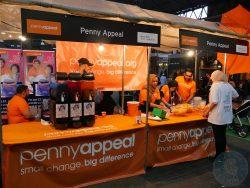 Street Eats Halal Gems Spitafields Market Food Penny Appeal charity