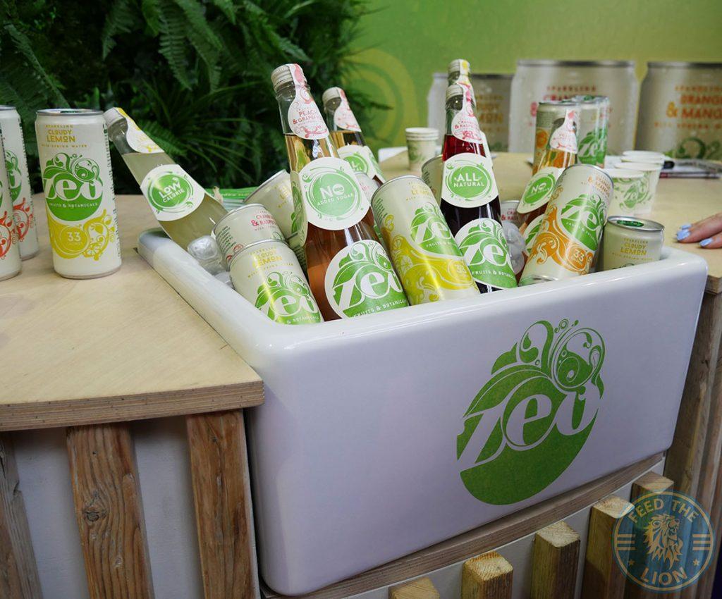 zeo Speciality & Fine Food Fair Olympia Halal