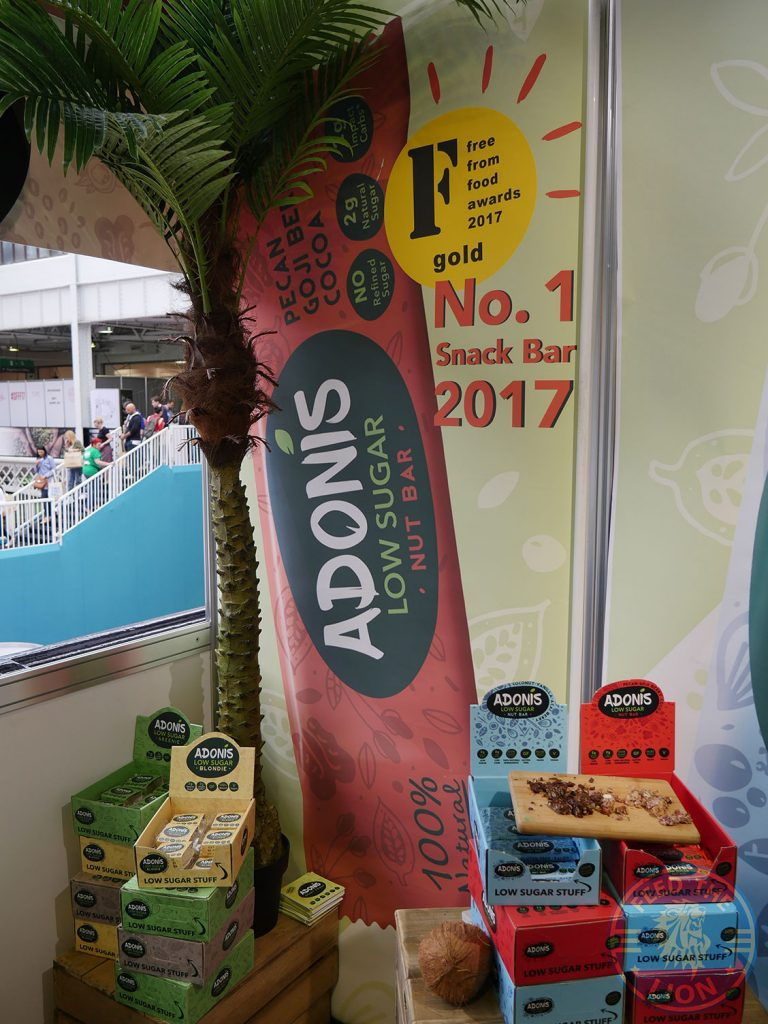 Adonis Speciality & Fine Food Fair Olympia Halal